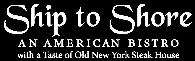 ship to shore logo
