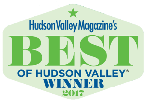hudson valley magazine's best of hudson valley winner 2017