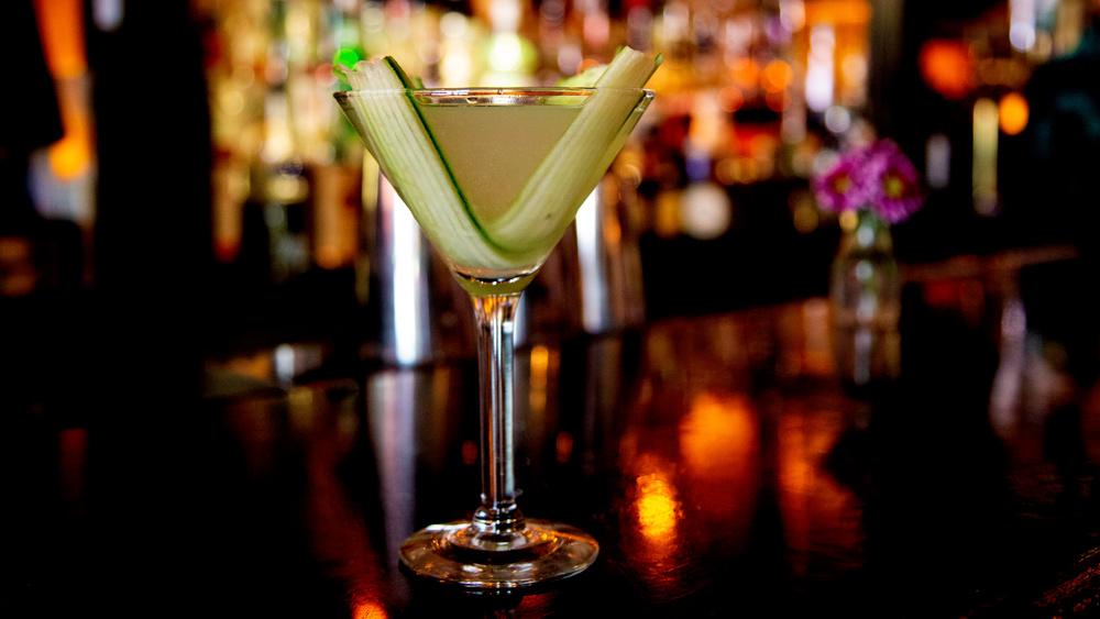 Cucumber cocktail