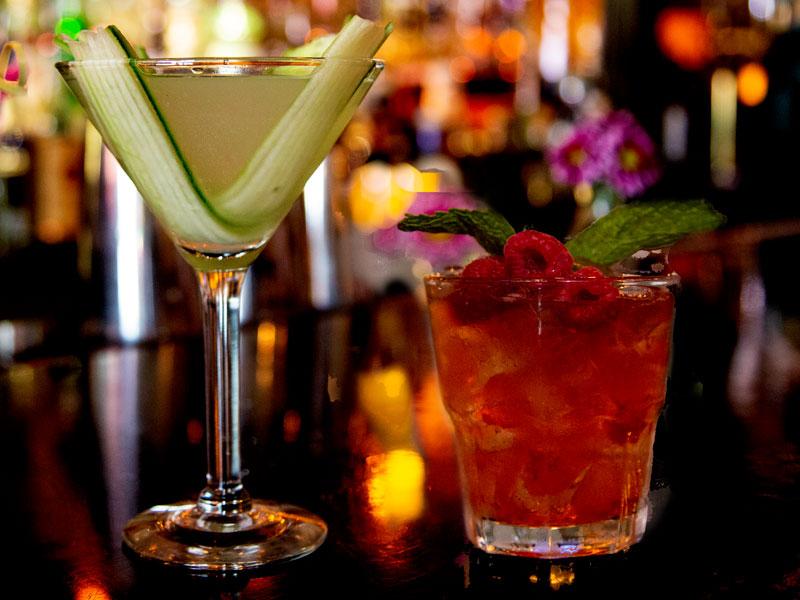 2 cocktails