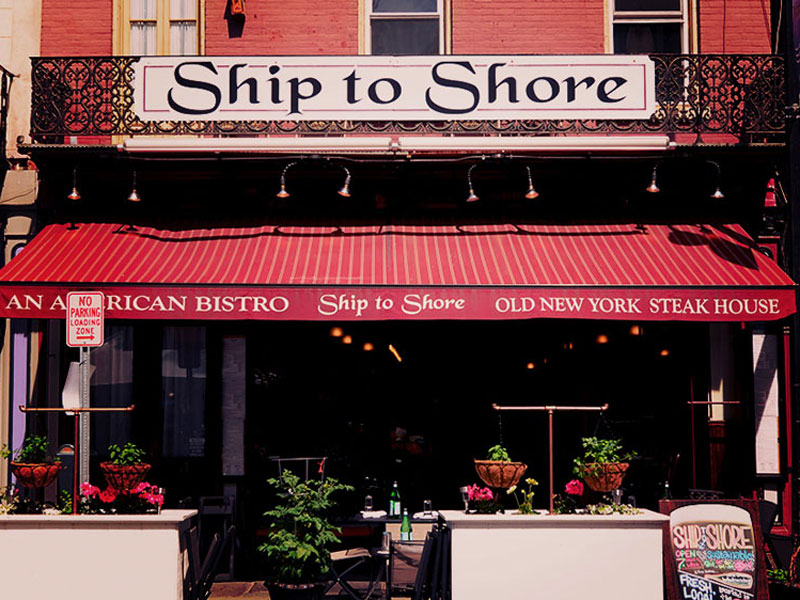ship to shore storefront